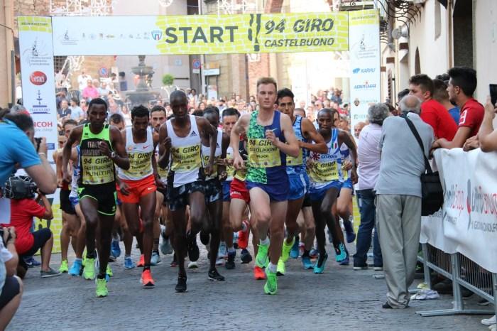Rinviato il Giro podistico Internazionale di Castelbuono