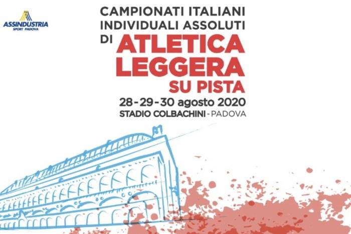 Un Campionato Italiano da 110 a Padova