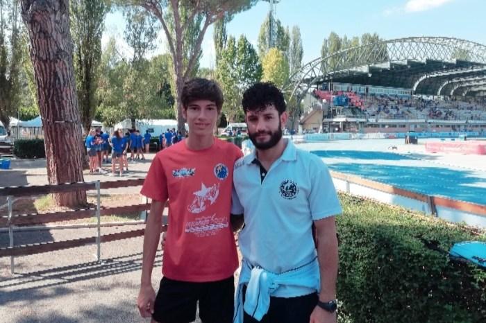 Cuomo e Faliti portano Messina in finale ai Tricolori Allievi