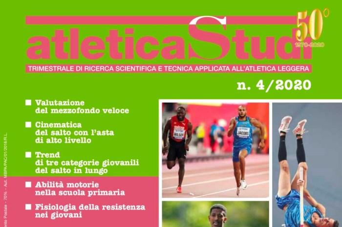 """Online i numeri 3 e 4 di """"Atletica Studi"""""""