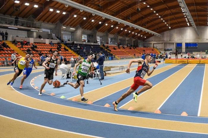 Argento Marquez, bronzo Meli e Melluzzo ai Tricolori Juniores e Promesse