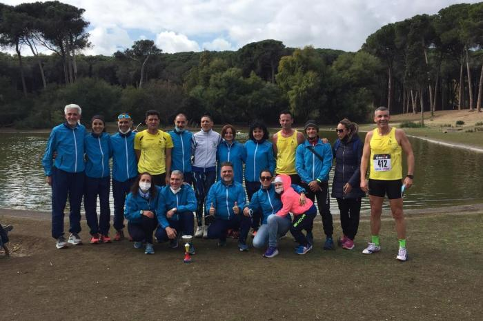 Podistica Messina super ai regionali di cross Master