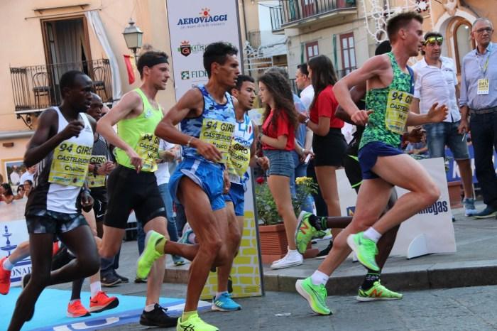 Lunedì torna il Giro podistico Internazionale di Castelbuono