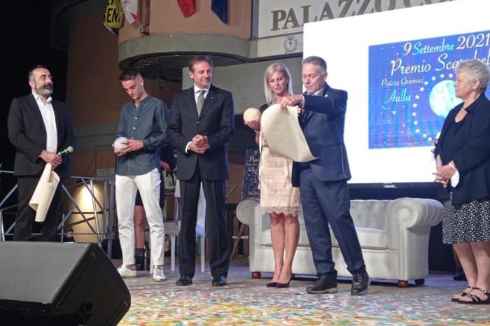 """Al presidente Stefano Mei il """"Premio Scarabello"""""""