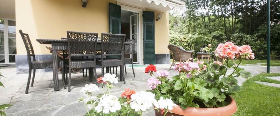 Villa nel verde a Santa Margherita
