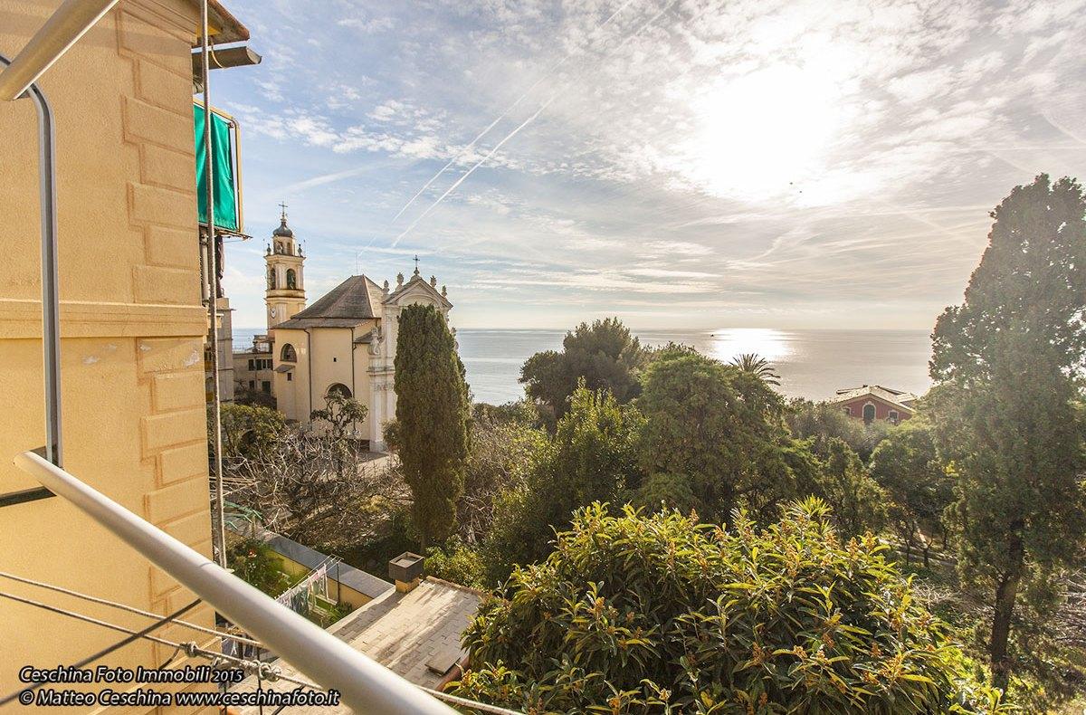 Appartamento in vendita a Bogliasco (centro storico) - Via Mazzini - MessinaLux