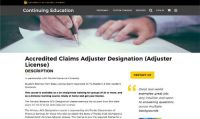 50 Best Certifications & Courses for Claims Adjusters