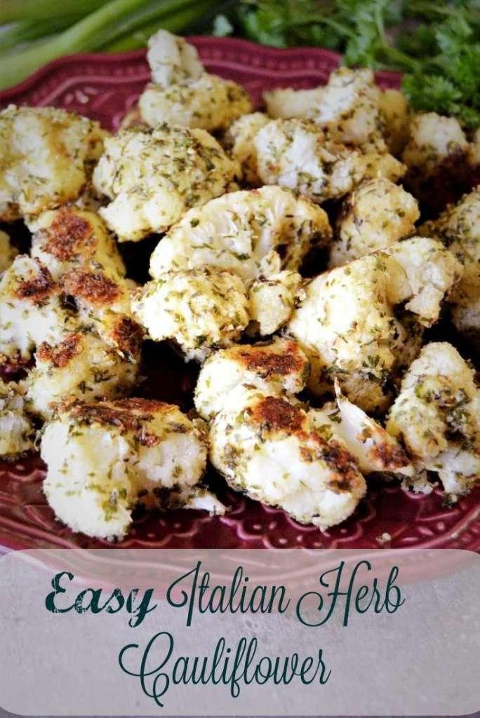 Italianherb Cauliflower