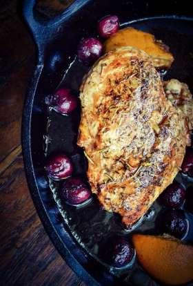 Cherry Balsamic Chicken #2