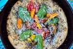 WHITE HERB CAST IRON PIZZA recipe