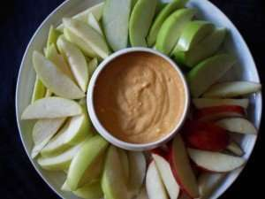 Skinny Pumpkin Dip by Delicious and Nutritious Eating