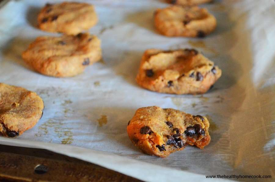 The Healthy Home Cook Fall Sweet Treat
