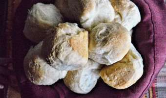 Pillow Soft Dinner Rolls feature