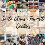Santa Claus's Favorite Cookies: Cookie Exchange Round-Up