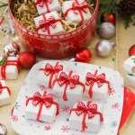 Holiday Fudge, Bark, and Truffles