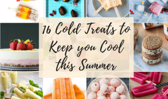 Summer Time Cool Down Sweet Treats Feature