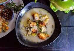 Lemon Herb Chicken Noodle Soup Recipe
