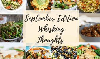 September Edition Healthy Dishes Feature