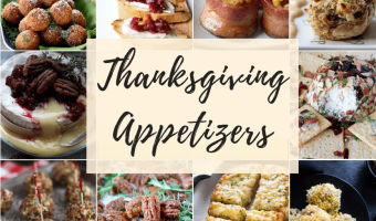 Thanksgiving Appetizers Feature