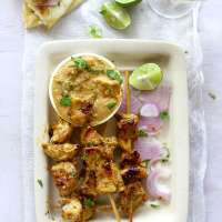 Indian Style Chicken Satay Recipe