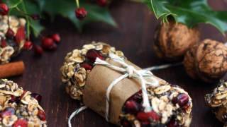 Healthy Chewy No Bake Granola Bars • Happy Kitchen