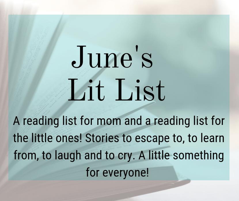 Title for June Lit List