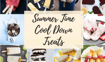 Feature image for Summer Time Sweet Treats