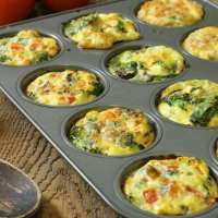 On The Go Breakfast Egg Muffins (3 Ways)