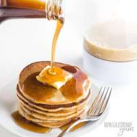 The Best Low Carb Flaxseed Pancakes Recipe