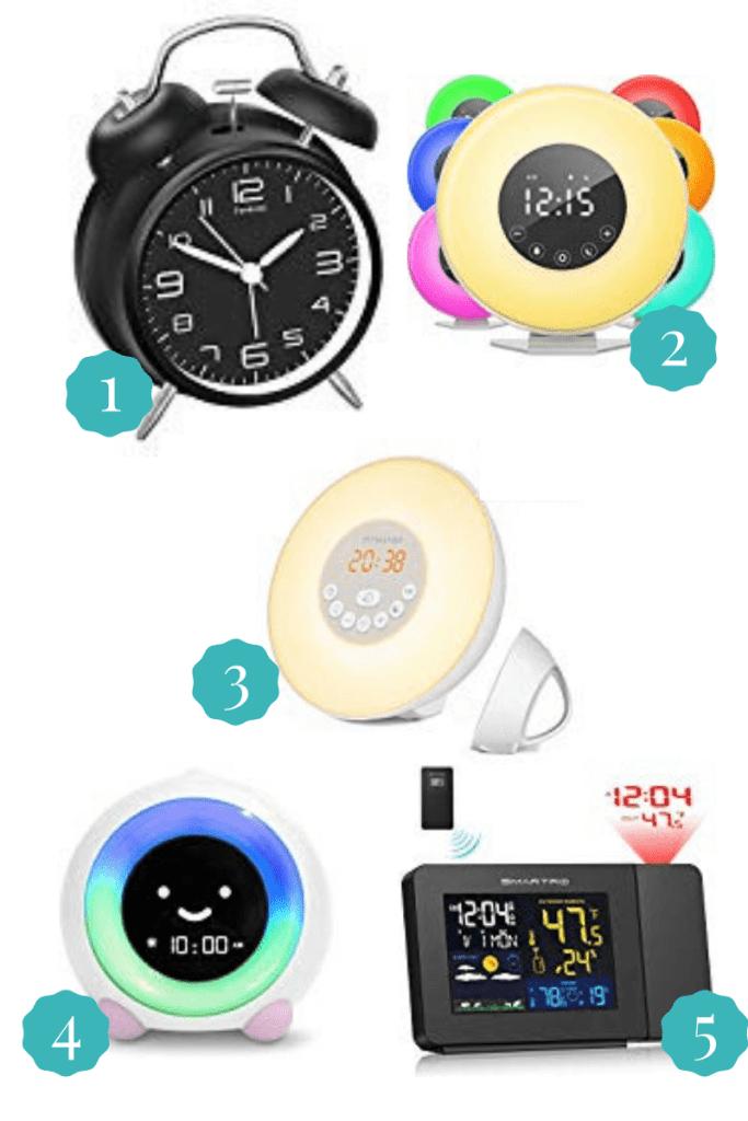 Alarm Clock Selection