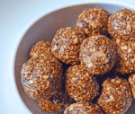 Feature image for Chocolate Raspberry Hazelnut Energy Ball Treats