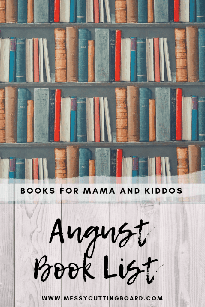 Pinnable august book list