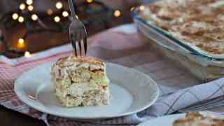 Kids Friendly Apple Tiramisu