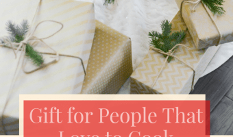 Feature image for Cooks Gift Guide