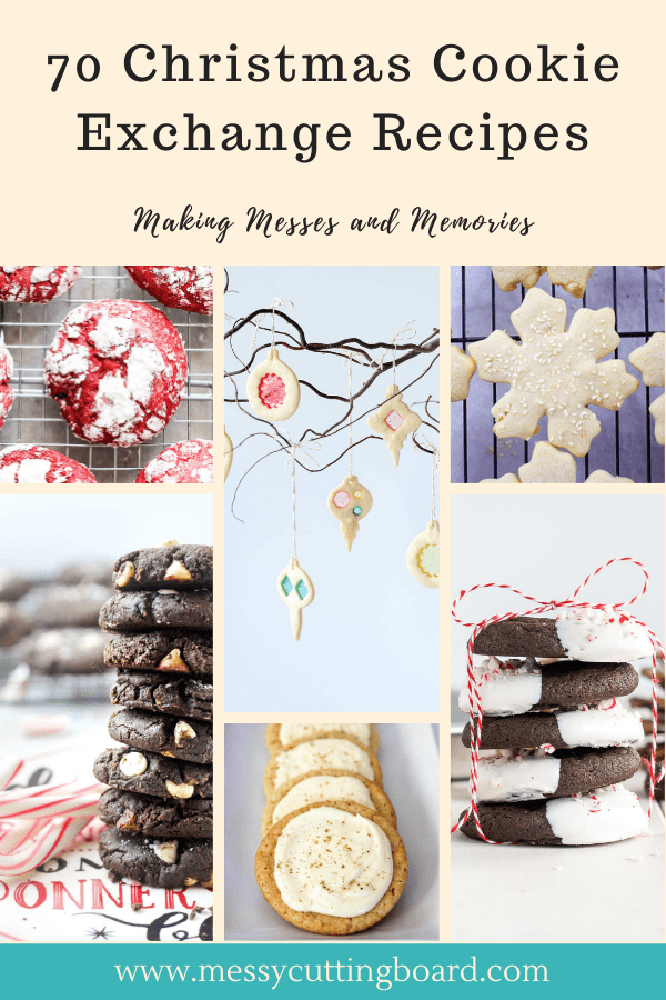 Title image for 70 Christmas Cookie Recipes