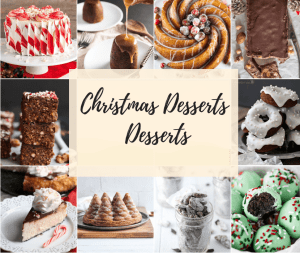 Feature Christmas Magic Dessert
