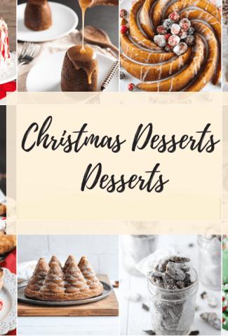 Feature Christmas Magic Dessert