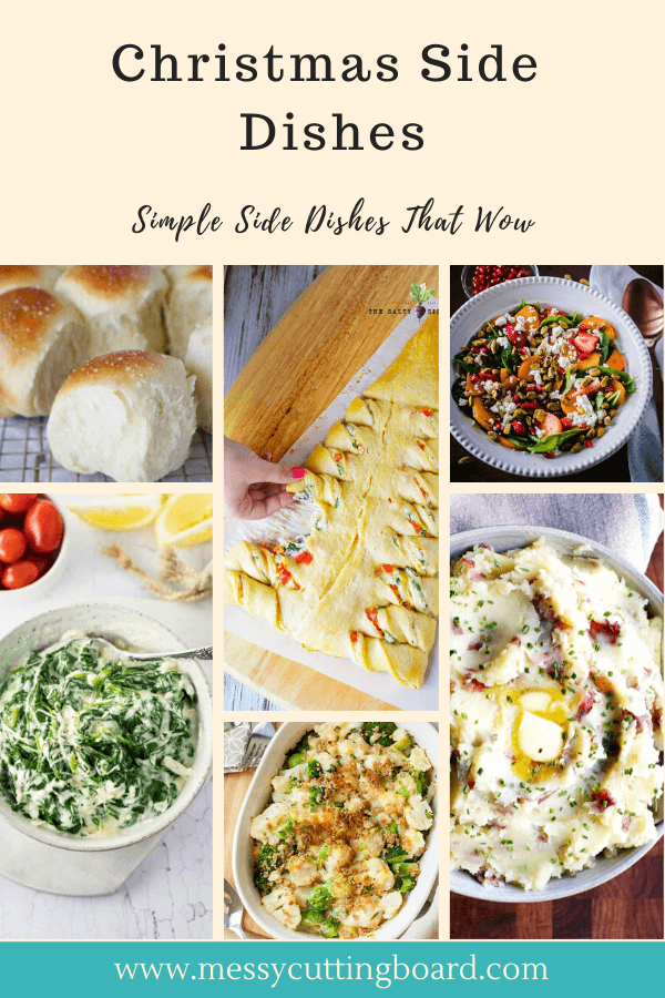 Title for Christmas Feast Sides (Side Dishes)