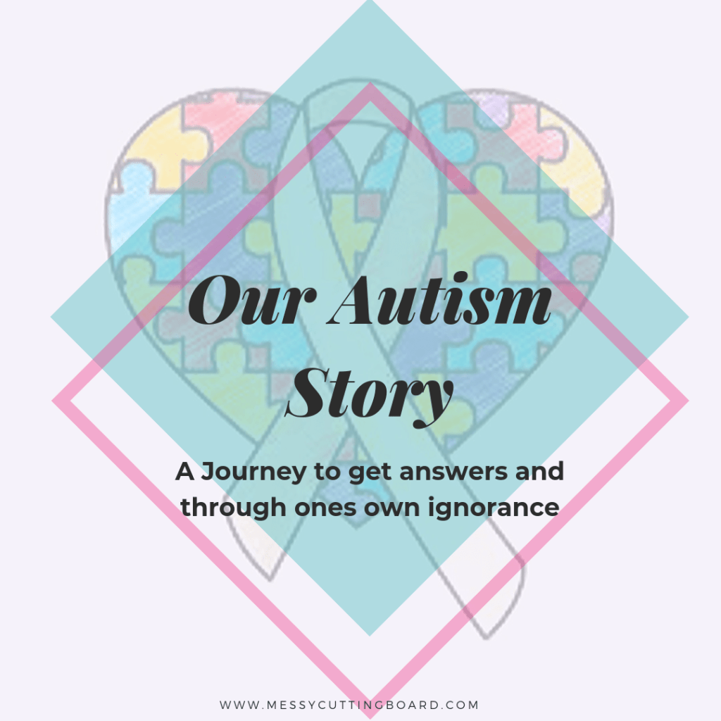 Title Our Autism Story