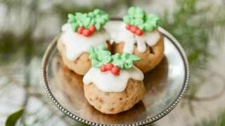Figgy Pudding Cookies Recipe