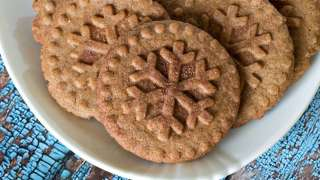 Speculoos - Dutch Windmill Cookies