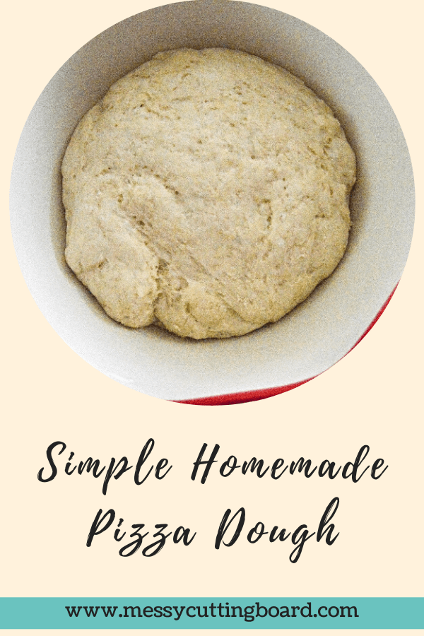 Title for simple Pizza Dough