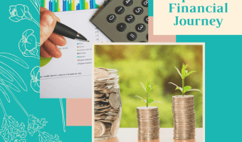 Title Image for April Financial Journey
