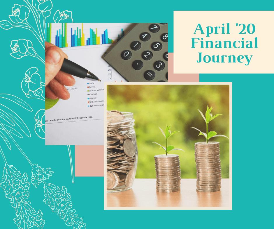 Title Image for April Financial Journey