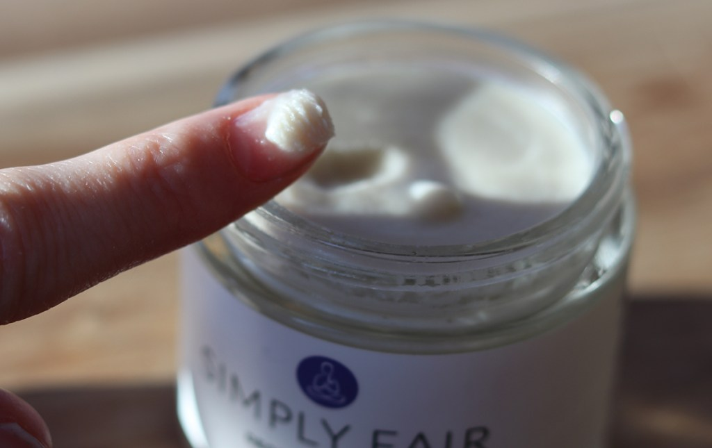 Simply fair lavender love deodorant review – messy minimalist
