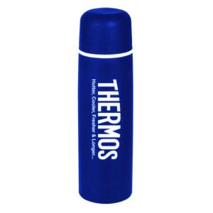Bottiglia termica inox Thermos Rainbow 0,50L blu