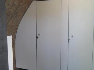 Palácio da Pena, Cabines Sanitárias Fenólicas