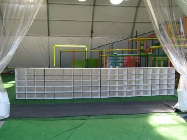 Cacifos especiais para paintball, Fun Parque São João