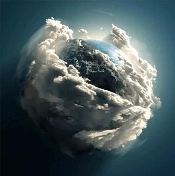 hubble_earth