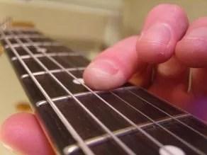 Premiers rythmes à la main droite